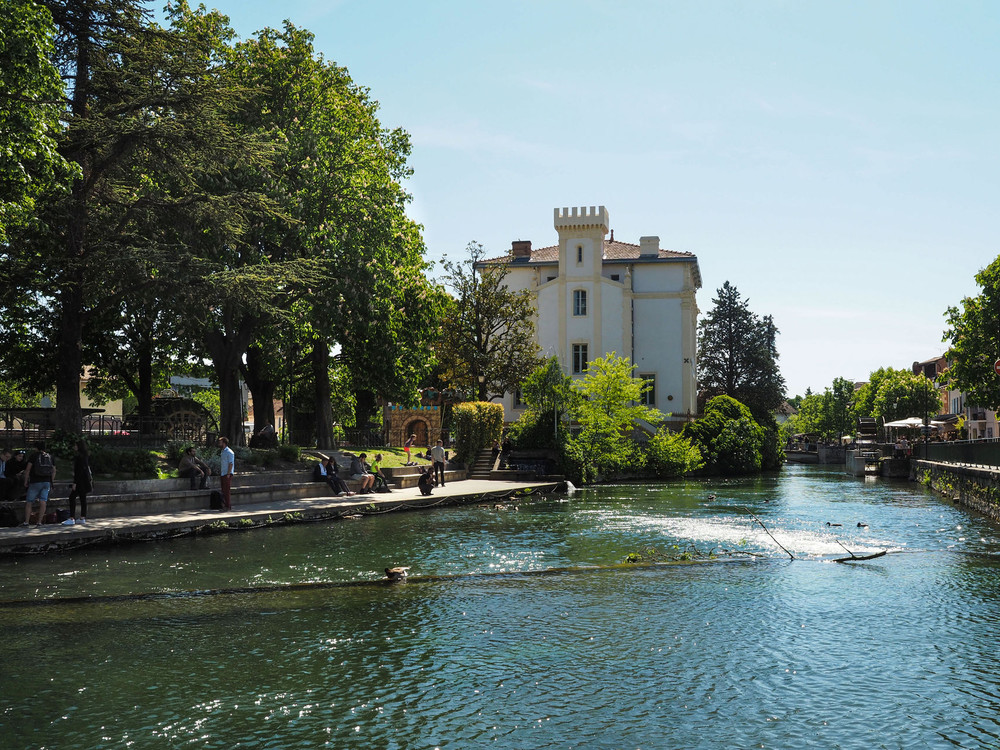 The charms of l 39 isle sur la sorgue travel tree for Hotels isle sur la sorgue